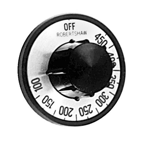 "All Points 22-1004 2"" Grill Dial (Off, 100-450) Main Image 1"