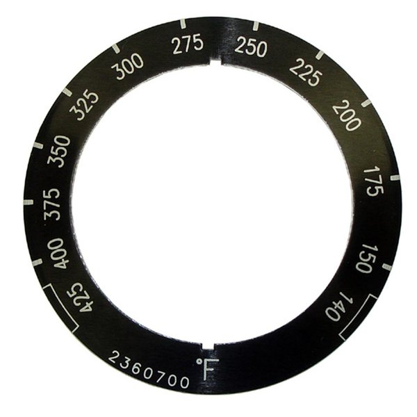 All Points 22-1386 Knob/Dial Insert; 140-425 Main Image 1