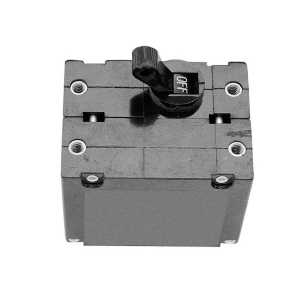 All Points 42-1266 On/Off Circuit Breaker Switch - FL Amp: 5, 277 Max. Volts Main Image 1