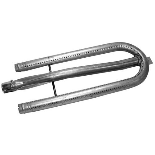 "Garland / US Range 2298300 Equivalent Aluminized Steel Burner - 19 1/4"" x 7 1/4"" Main Image 1"