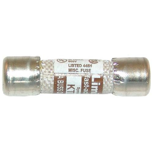 "All Points 38-1430 13/32"" x 1 1/2"" 10A Fast Acting KTK-10 Glass Fuse - 600V"