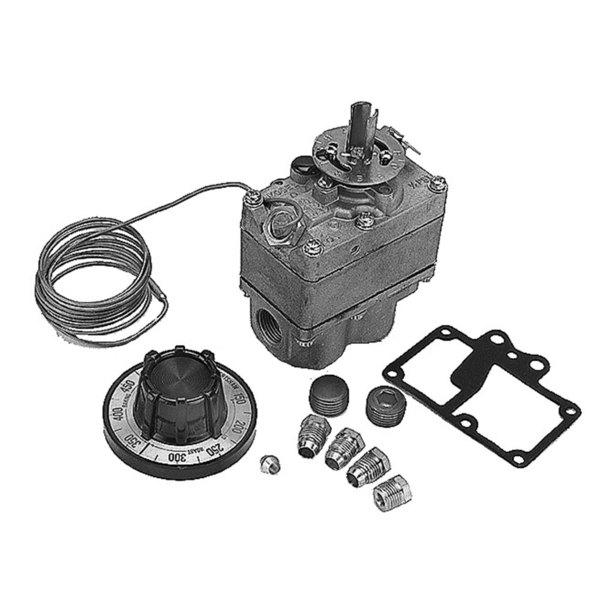 "Montague 3501-7 Equivalent Thermostat Kit; Type FDTH-1 Kit; Temperature 300 - 650 Degrees Fahrenheit; 54"" Capillary"