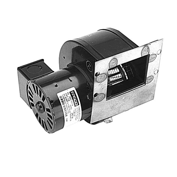 Southbend 1164076 Equivalent Blower Assembly - 115V, 1 Phase