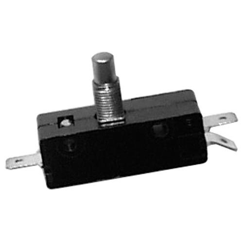 All Points 42-1592 Momentary On/Off Push Button Micro Door Switch - 25A, 125/250V