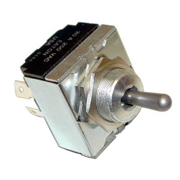 All Points 42-1269 On/Off/On Toggle Switch - 20A/250V