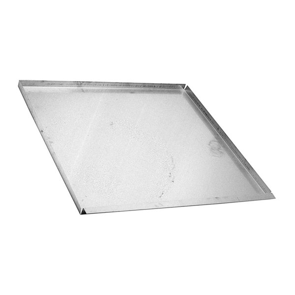 """All Points 26-1852 Oven Bottom Baffle - 26 1/4"""" x 25 3/4"""""""