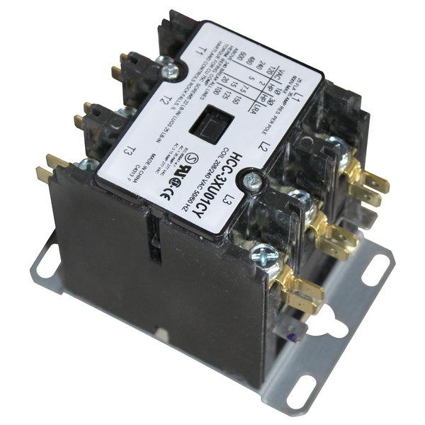 Cleveland KE50750-2 Equivalent 25/35A 3-Pole Contactor - 208/240V