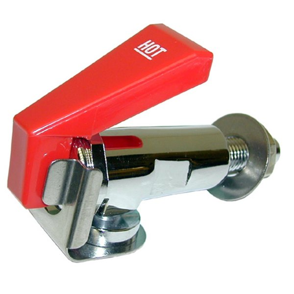 """All Points 56-1190 Red """"Hot"""" Faucet"""