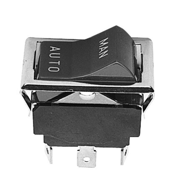 All Points 42-1047 On/On Rocker Cool-Down Switch - 15A/125V, 10A/250V Main Image 1