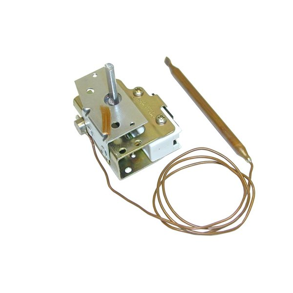 """All Points 46-1290 Thermostat; Type: C1; Temperature 0 - 205 Degrees Fahrenheit; 24"""" Capillary"""