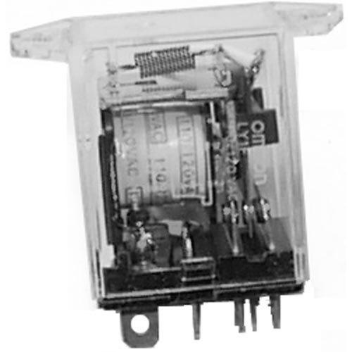 All Points 44-1424 SPDT Relay for Rethermalizer - 120V