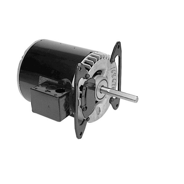 All Points 68-1064 1/2 hp 2-Speed Reversible Blower Motor - 200-240V