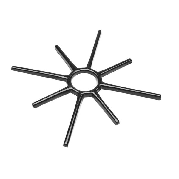 "Southbend 1126900 Equivalent 3"" Cast Iron Spider Grate"