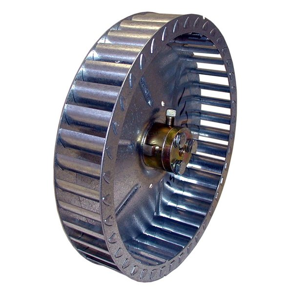 "All Points 26-2479 Blower Wheel - 9 7/8"" x 2 1/4"", Counterclockwise"