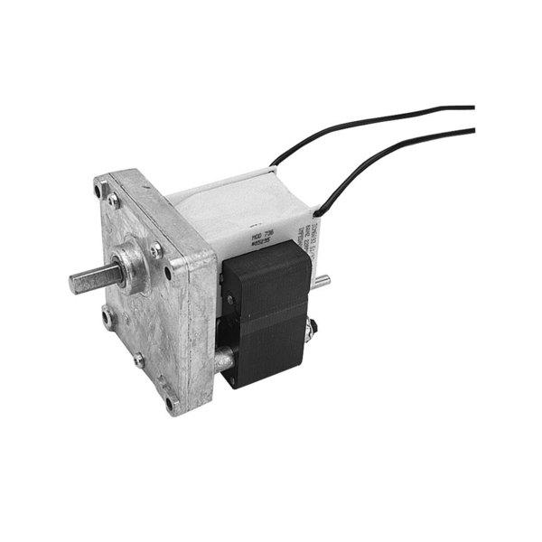 APW Wyott 85175 Equivalent 25 RPM Butter Roller Motor - 120V
