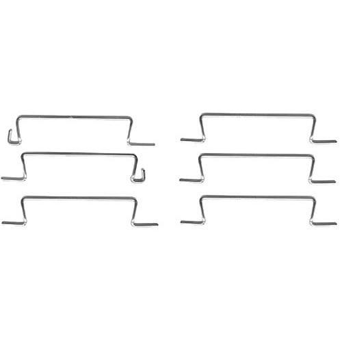 All Points 26-3930 Conveyor Belt Master Link Kit - 6/Pack Main Image 1