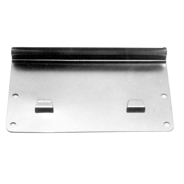 """All Points 26-1882 6"""" x 3 1/4"""" Wall Mount Bracket for Condensate Drain Pan"""