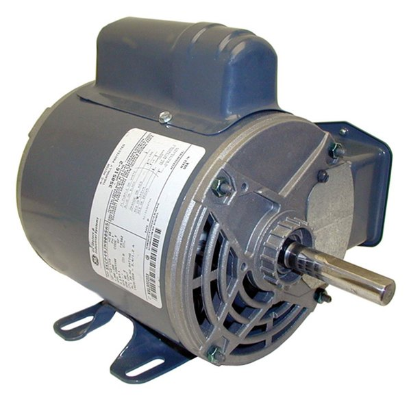 All Points 68-1117 Blower Motor - 208-230V, 1/10 - 1/2 hp, 1 Phase, 1724 / 1140 RPM Main Image 1