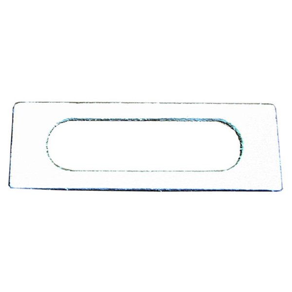 "All Points 32-1410 1"" x 3"" Fiberglass Igniter Gasket with Slot"