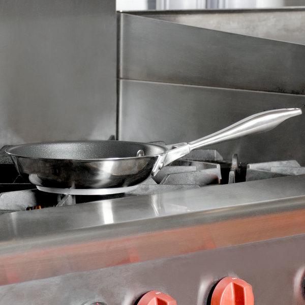 """Vollrath 47755 Intrigue 7 13/16"""" CeramiGuard II Non-Stick Fry Pan"""
