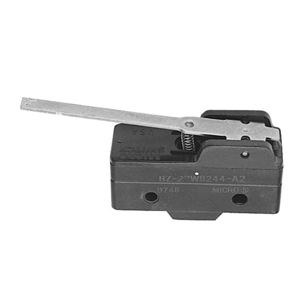 Vulcan 411496-F1 Equivalent On/Off Micro Leaf Door Switch with Spring - 20A, 125-250V or 480V