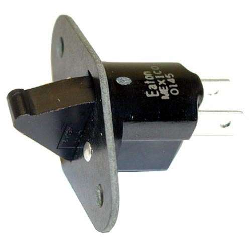 All Points 42-1408 Momentary On/Off Light Switch - 0.75A/125V, 0.25A/250V Main Image 1