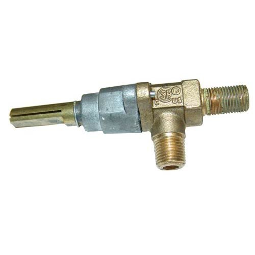 """All Points 52-1164 Gas Valve; 1/8"""" Gas In x 3/8""""-27 Gas Out"""