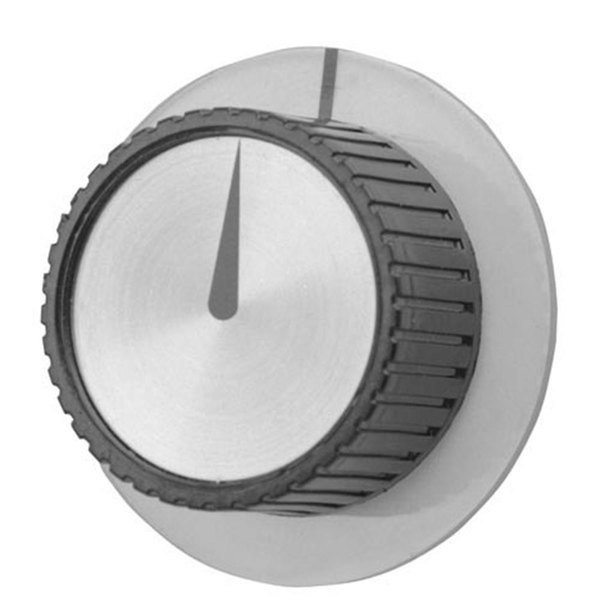 "All Points 22-1186 1 3/4"" Fryer Knob with Pointer"