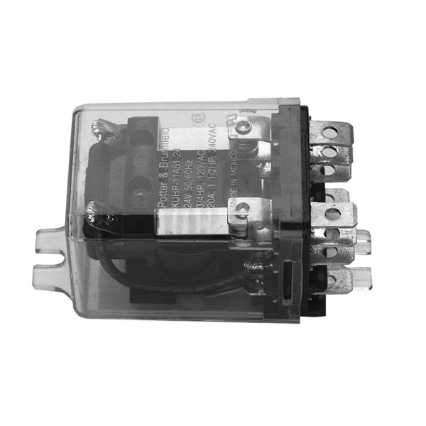 All Points 44-1175 4-Pole Fryer Relay; 24V