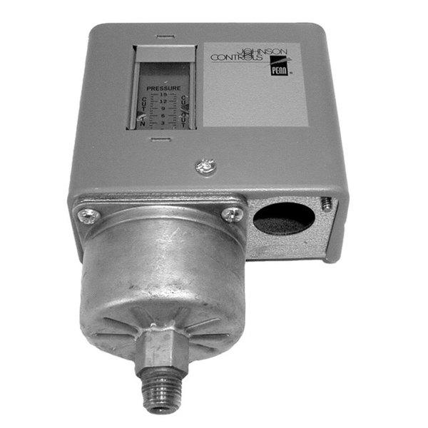 "Vulcan 833488 Equivalent 0-15 PSI Steam Pressure Control - 1/4"" MPT"