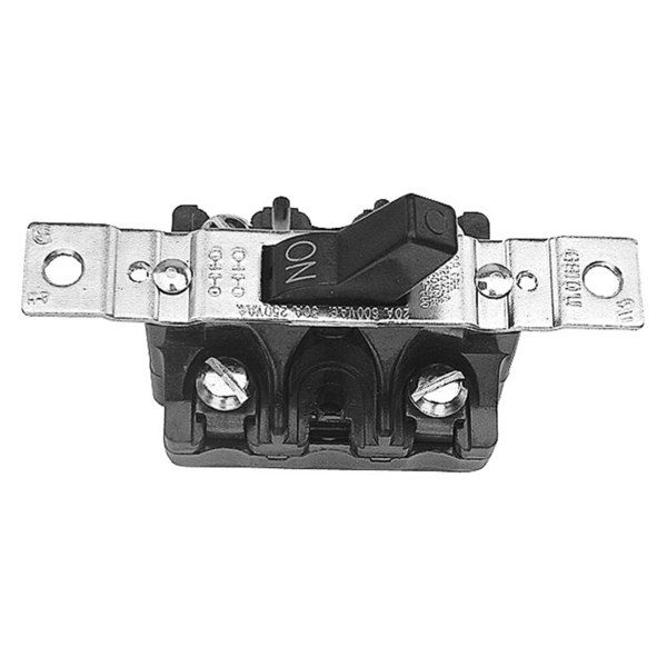 All Points 42-1035 30A/600V 2PST On/Off Motor Control Switch