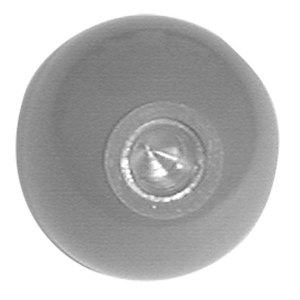 "All Points 22-1515 1 5/8"" Red Fryer Ball Knob Main Image 1"