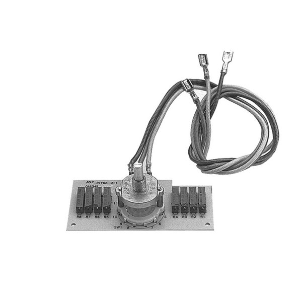 All Points 42-1169 8-Position Temperature Switch Main Image 1