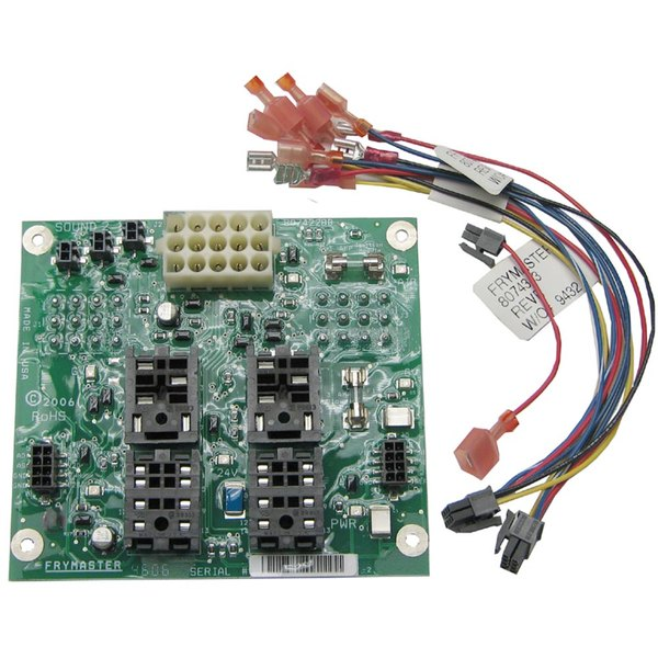 All Points 44-1218 Interface Board for Fryers - 120V/24V Main Image 1