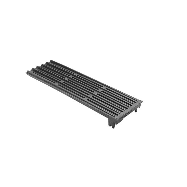 """All Points 24-1052 23"""" x 5 1/4"""" Cast Iron Reversible Top Broiler Grate"""