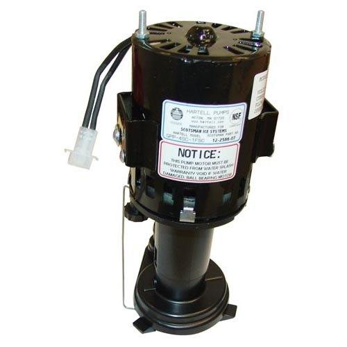Scotsman 12-2586-07  Equivalent Pump / Motor Assembly - 115V