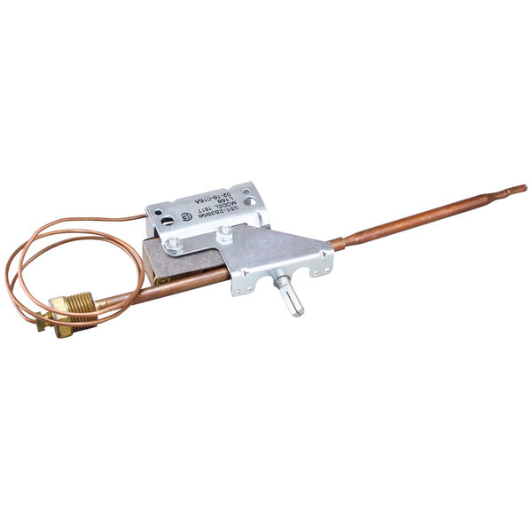 "Hatco 02-16-016A Equivalent Thermostat; Type S; Temperature 60 - 160 Degrees Fahrenheit; 18"" Capillary"