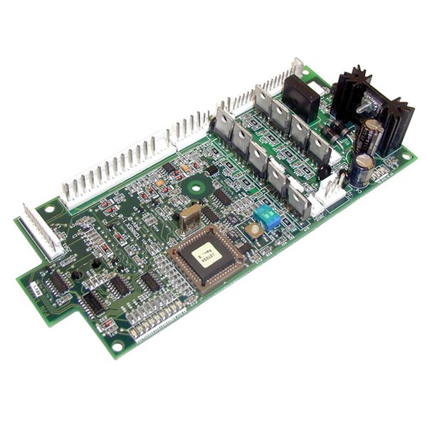 "All Points 46-1300 Green Control Board; 3"" x 6 1/2"""