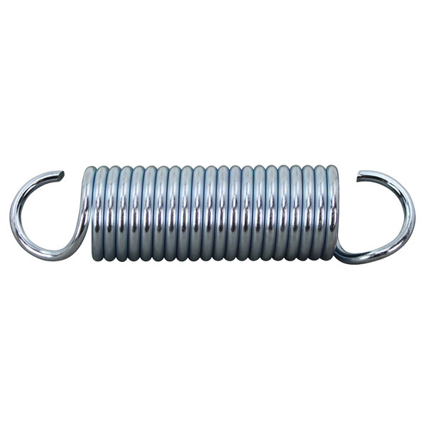 "Jade Range 3052600000 Equivalent Chrome Door Spring; 5 7/16"" x 1 11/32"""