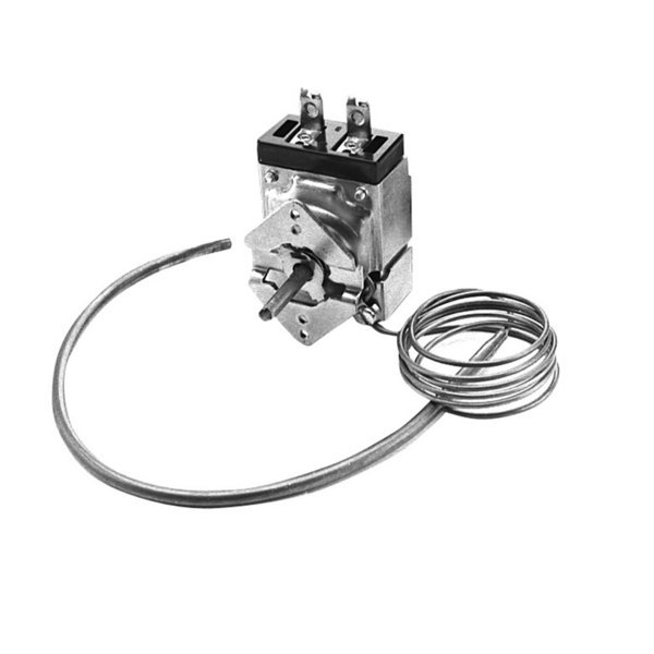 "Wells 60282 Equivalent Thermostat; Type K; Temperature 100 - 450 Degrees Fahrenheit; 36"" Capillary Main Image 1"