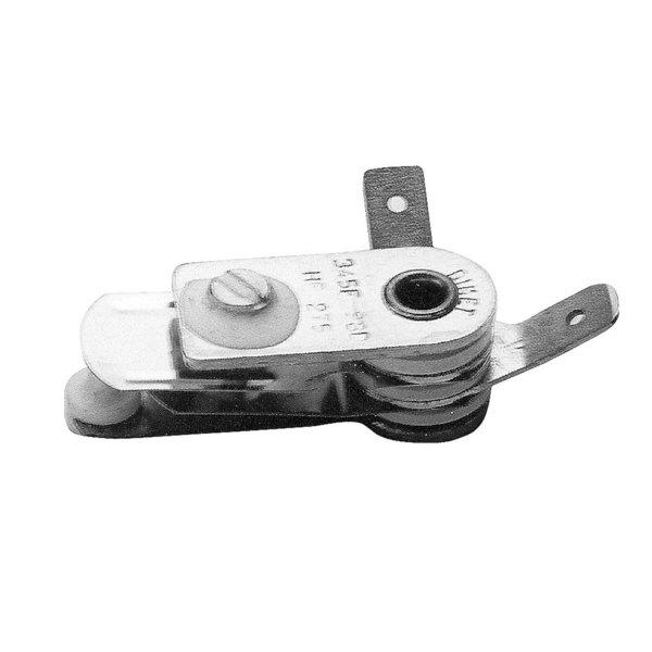 All Points 48-1055 Bi-Metal Hi-Limit Thermostat; Type 444-35; Temperature 345 Degrees Fahrenheit
