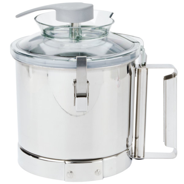 Robot Coupe 27293 4.5 Qt. Stainless Steel Bowl Kit