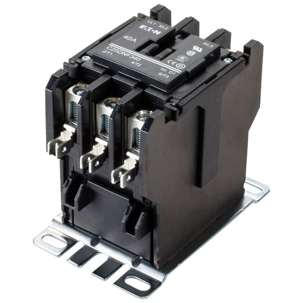 Replacement Non-Reversing Contactor - 40A, 110/120V, 3 Pole Main Image 1