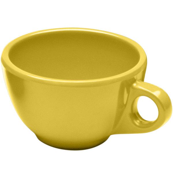 Elite Global Solutions DMC Urban Naturals Olive Oil 8 oz. Melamine Coffee Cup