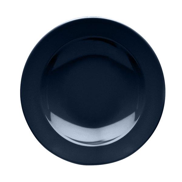 Elite Global Solutions D10PB Urban Naturals Lapis 18 oz. Melamine Pasta Bowl - 6/Case