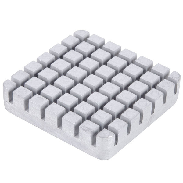 """Vollrath 45753-1 7/16"""" Push Block for Vollrath Redco French Fry Cutters"""