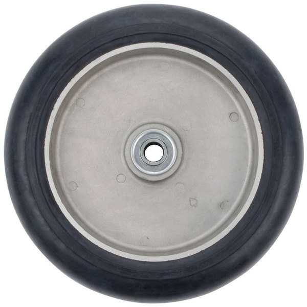 "Cambro 41058 10"" Replacement Big Rear Wheel for ICS200TB Portable Ice Bin and Camtherms"