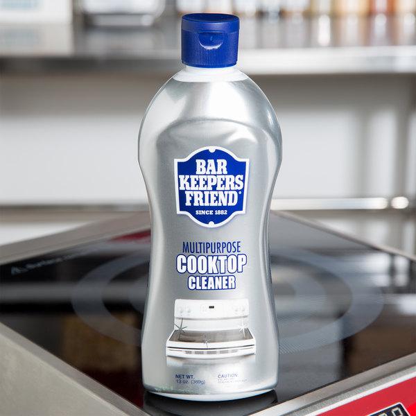 Bar Keepers Friend 11613 13 oz. Liquid Cooktop Cleaner