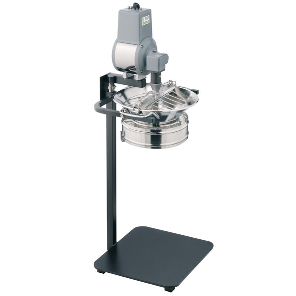 2mm Grid Tellier EX5 Electric Food Mill with Stand