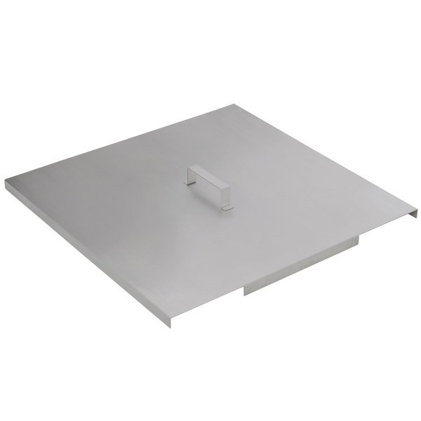 Avantco 2662112 Fryer Cover for FF518 Deep Fryers Main Image 1
